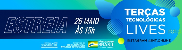 Banner Terça Tecnológica Live